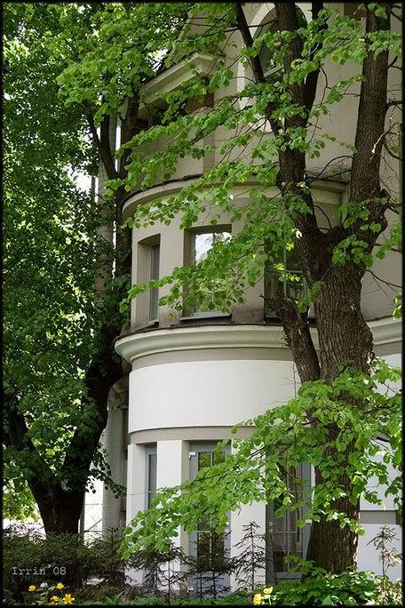 ботанического сада МГУ «