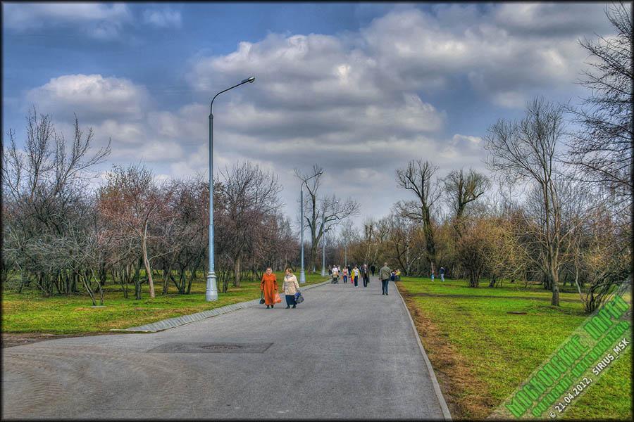 1-я улица Дьяково-Городище.
