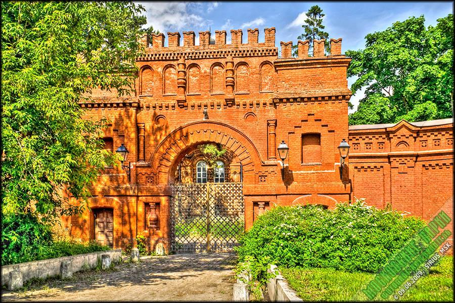 Покров-итомля в 1900 владельческая усадьба ржевского уезда тверской губернии