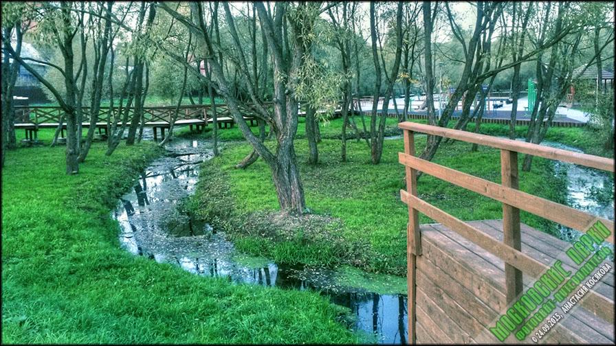 алешин ручей рыбалка